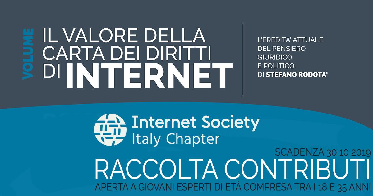 carta diritti internet